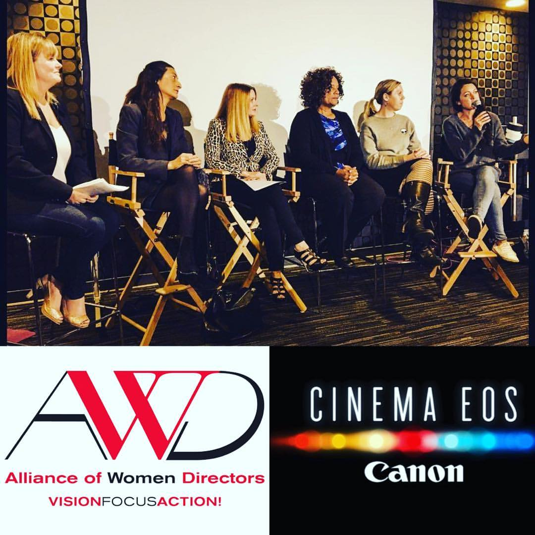 awdcanonhollywood-panelonwomeninfilmandtv